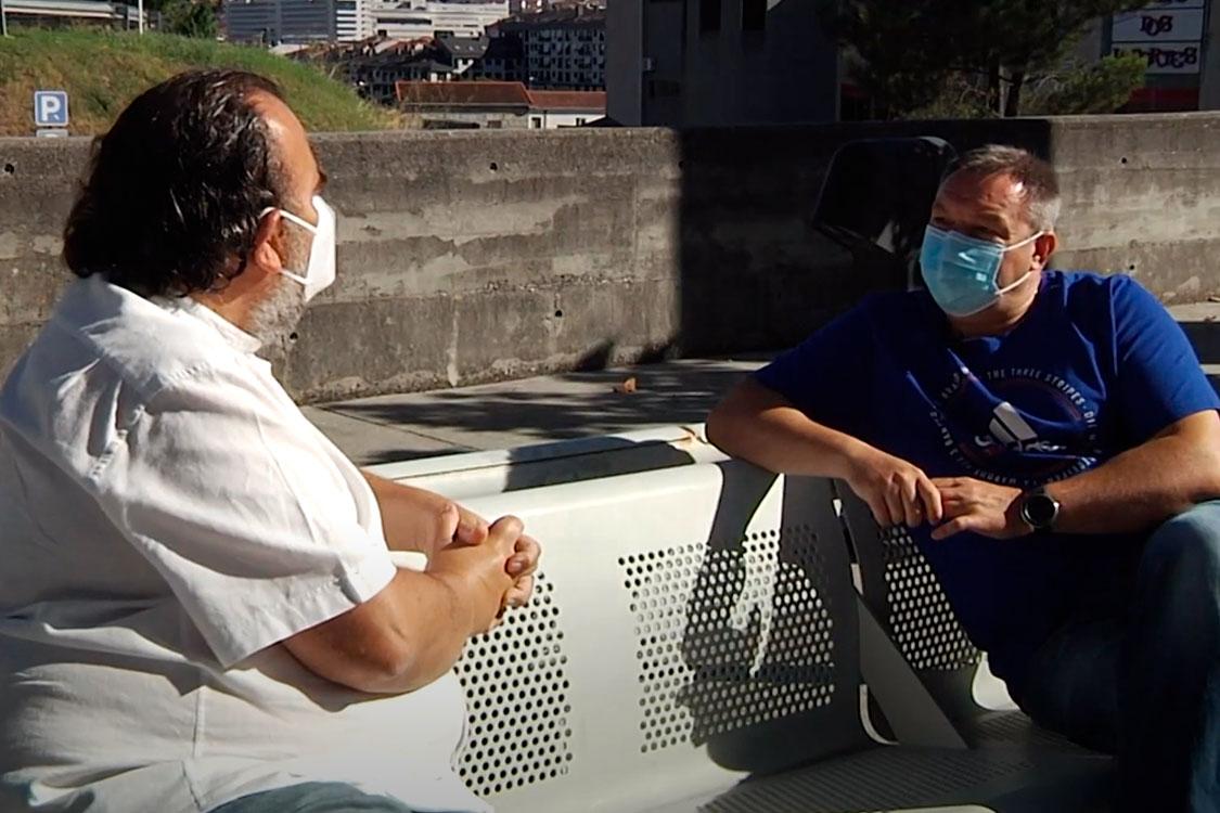 """Entrevista en """"Cousas de Comer"""" Telemiño"""